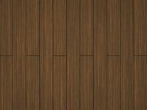 Suelo de madera oscuro del grano Libre Illustration