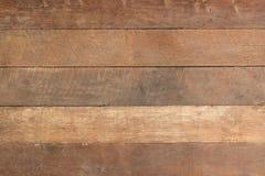 Suelo de madera viejo Imágenes de archivo libres de regalías