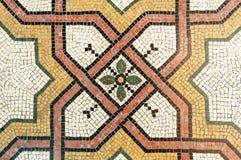 Suelo de mosaico Imagenes de archivo