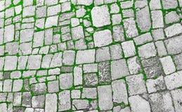 Suelo de piedra gris imagen de archivo libre de regalías