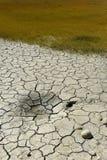 Suelo de sequía foto de archivo libre de regalías