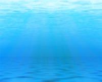 Suelo marino ilustración del vector