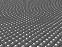 Suelo metálico de la textura Fotografía de archivo