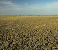 Suelo seco en Colombia Fotografía de archivo