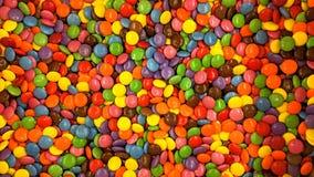 Suelte el caramelo coloreado imágenes de archivo libres de regalías
