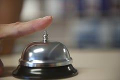 Suene la Bell Fotografía de archivo