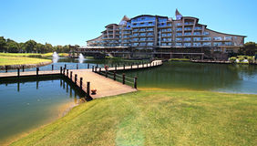 Sueno Golf Club. Royalty Free Stock Image