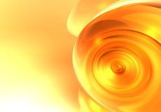 Sueño anaranjado 01 Imágenes de archivo libres de regalías
