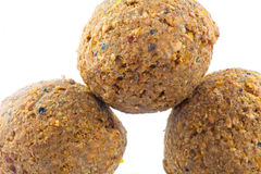 Suet balls Stock Photo