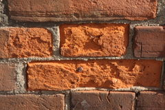 Suffolk brickwork stock images