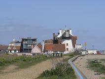 Suffolk da cidade de Aldeburgh Fotos de Stock