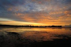 Suffolk de los pantanos de Blythburgh Fotografía de archivo libre de regalías
