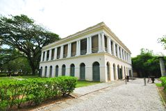 Suffolk-Haus Penang lizenzfreie stockfotografie