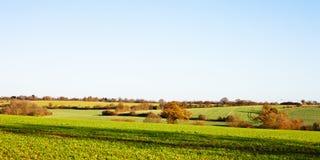 Suffolk Landscape Stock Photo