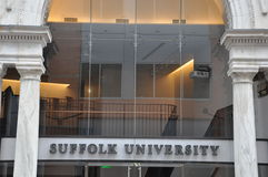 Suffolk University Stock Photos