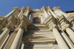 Suffragio church in Tarquinia Royalty Free Stock Image