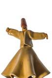 Sufi танцев darwish стоковое изображение