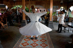 Sufi dance Stock Image