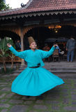 Sufi dance Royalty Free Stock Image