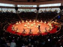 Sufi dans, Mevlana, Rumi, semazen/KONYA Royaltyfria Bilder