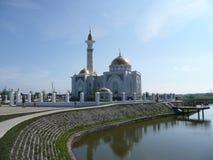 Sufi meczet w wiosce Kantyukovka zdjęcia stock