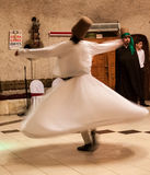 Sufi whirling dervish Stock Photo
