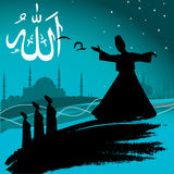 Sufism Royalty Free Stock Images