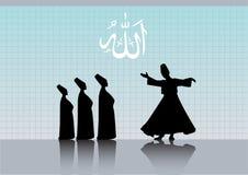 sufism 免版税库存照片