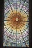 Sufit Barokowy pałac muzyka zdjęcie royalty free
