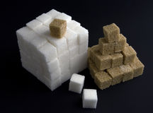 Sugar Royalty Free Stock Images
