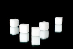 Sugar. Royalty Free Stock Image