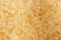 Sugar. Crystals Stock Photography