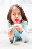 Sugar andy, lollipop Royalty Free Stock Photography