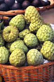 Sugar-apple, Annona squamosa - fruit of Madeira Stock Photos