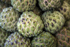 Sugar Apples or Sweetsop Stock Photography