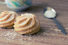 Sugar biscuit Stock Photos