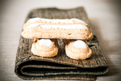 Sugar biscuit Royalty Free Stock Photo