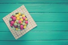 Sugar bonbons Stock Photos