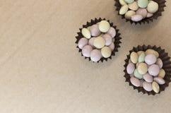 Sugar bonbons Royalty Free Stock Photo
