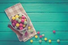 Sugar bonbons Royalty Free Stock Image