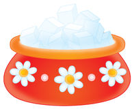 Sugar bowl Stock Photography