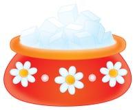 Sugar bowl Stock Photography
