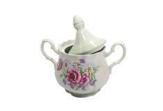 Sugar bowl - 2 Stock Images