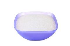 Sugar in bowl Royalty Free Stock Image