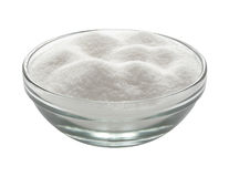Sugar Bowl (with Clipping Path) Royalty Free Stock Photography