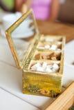 Sugar box Royalty Free Stock Image