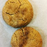Snickerdoodles royalty free stock images