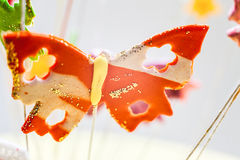 Sugar Butterflies Foto de Stock