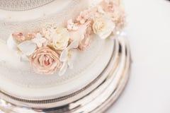 Sugar Cake, Wedding Ceremony Supply, Wedding Cake, Cake Decorating Royalty Free Stock Photography