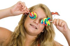 Sugar candies Stock Image